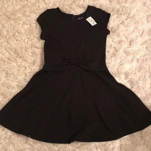 Children's Place Black Dress